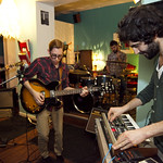 Giant Hand's CD Release show @ Raw Sugar Cafe