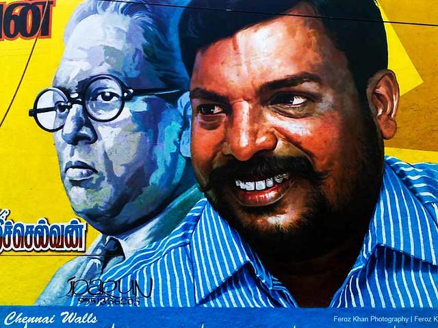Dr Ambedkar Images Wallpapers Hd Dr Bhimrao Ramji Ambedkar And Thol Thirumavalavan