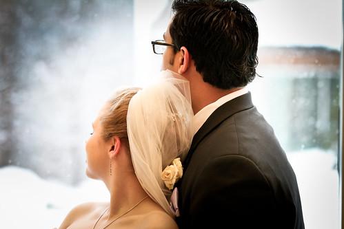 Katherine + Luis | Snowy Gaze