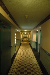 Creepy Hotel Hallway. - Sharing