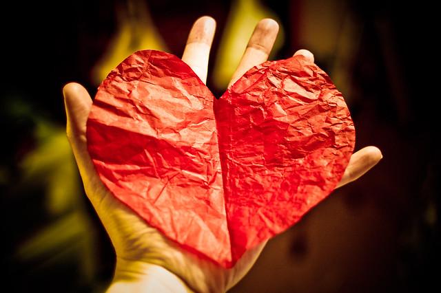 (42/3650) heart in my hand