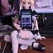 DD Saber Lily セイバー・リリィwith HTC EVO 4G
