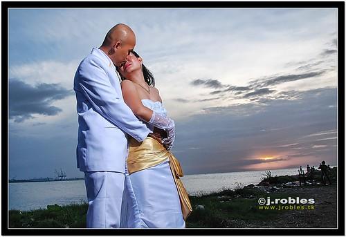 Calvo  + Gonsaga Wedding