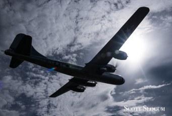 B-29 Doc: Second Flight, Oct. 1, 2016