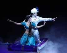 Show World . Aladdin Musical