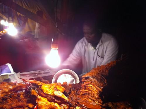 Suya in Sabo Ibadan, Oyo State Nigeria by Jujufilms
