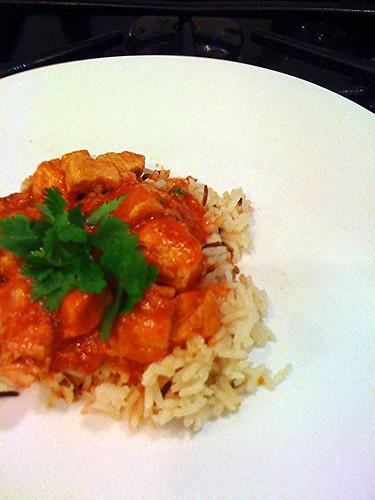 Chicken tikka masala by pipsyq