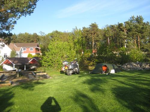 Kristiansand campsite
