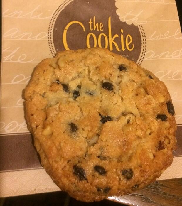 161003 ダブルツリー名物チョコチップクッキー