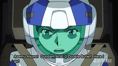 Gundam AGE 2 Episode 26 Earth is Eden Screenshots Youtube Gundam PH (38)