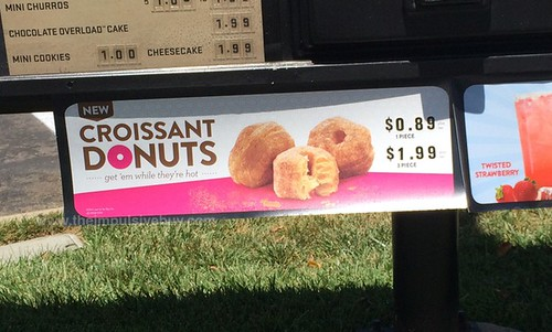 Jack in the Box Croissant Donuts Price