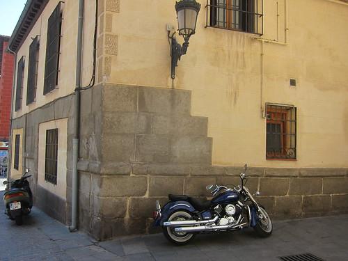 Motos. Madrid