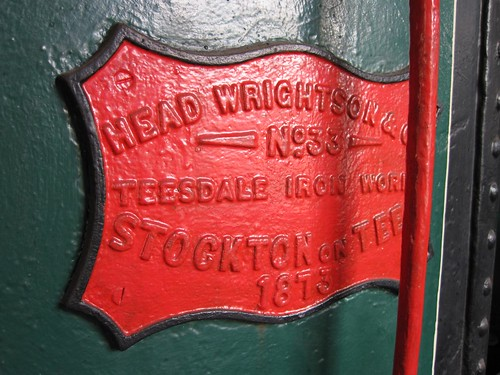 Head Wrightson No.33 (Seaham Harbour 17)