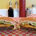 OBQ Burgers - the burger