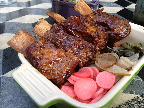 Soy-Braised Short Ribs at Whist