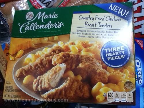 Marie Callender's Country Fried Chicken Breast Tenders