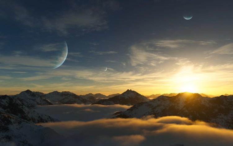La mayoría de planetas alienígenas habitables: Gliese 581d