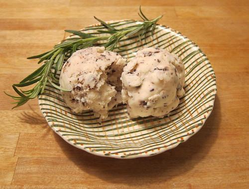 rosemary frozen yogurt
