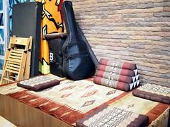 Seating, Viking Coffee, Kandahar Street
