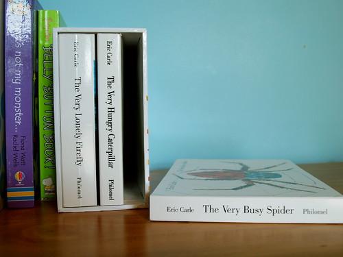 M's books