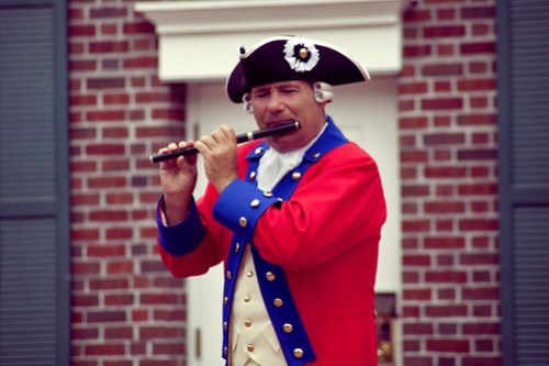 Your breath is on my lips (American Adventure, EPCOT)