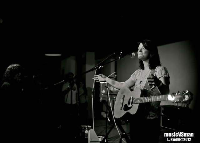 Sharon Van Etten @ The Luminary Arts