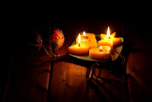Да будет свет (или с Новым Годом)!