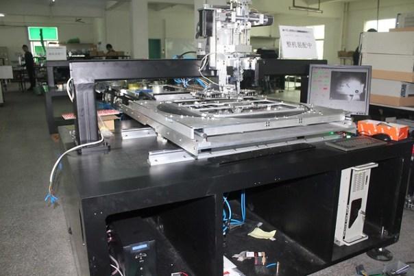 Auto Insertion Machine
