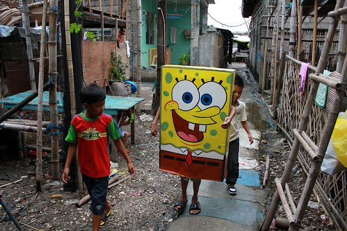 Many Do Not Know that SpongeBob Lives in the Philippines