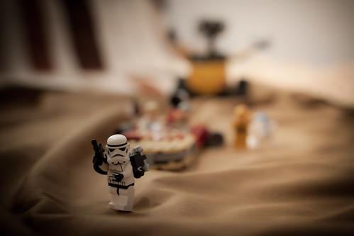 Droid Hunt: Episode I ~ I'mma gonna get meself a droid!