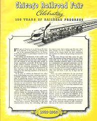 Celebrating 100 Years of Railraod Progress