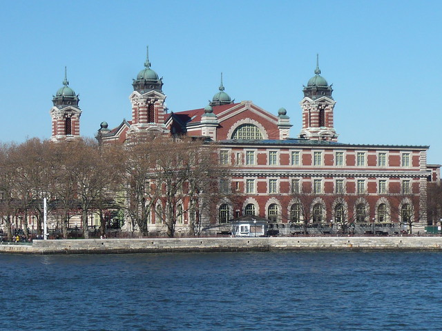 The Ellis Island Immigration Museum