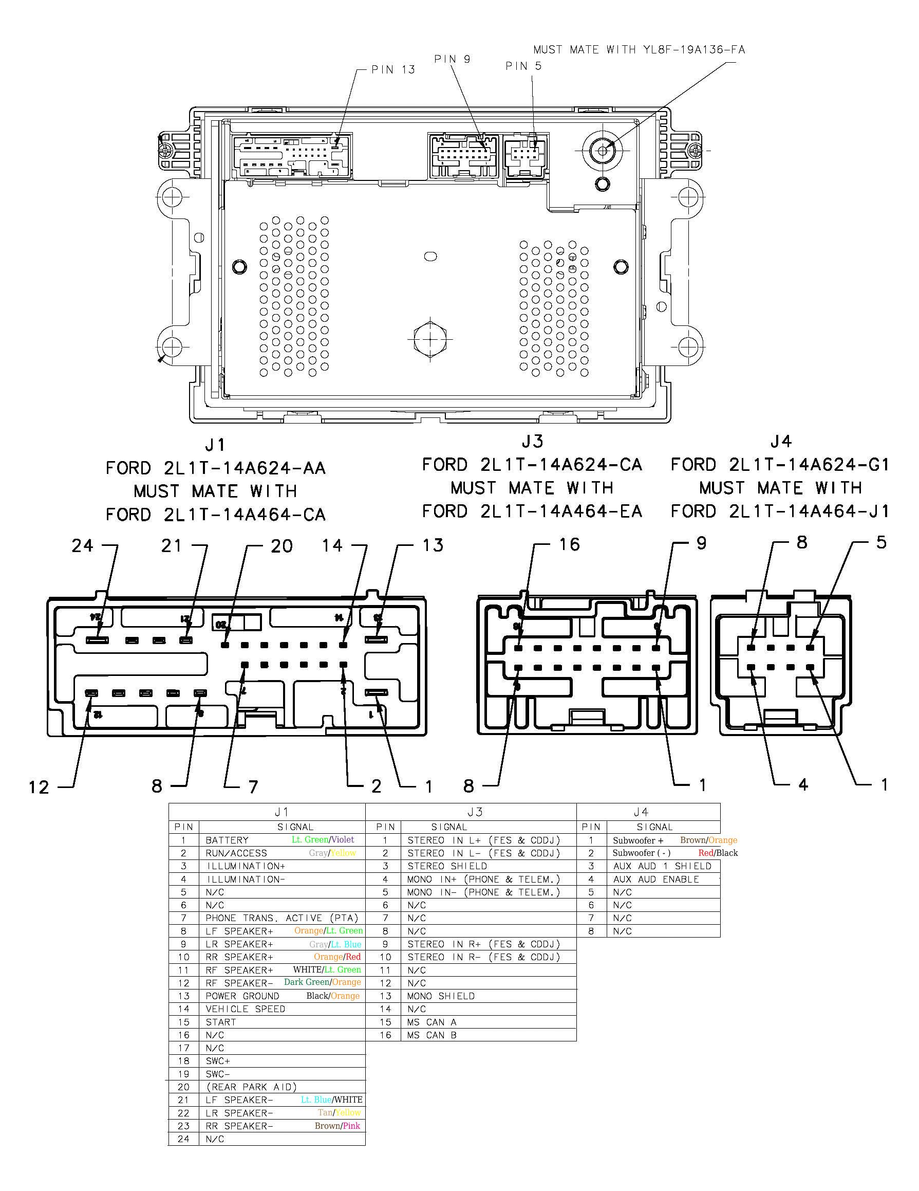 2007 ford mustang radio wiring diagram 1999 v6 shaker get free