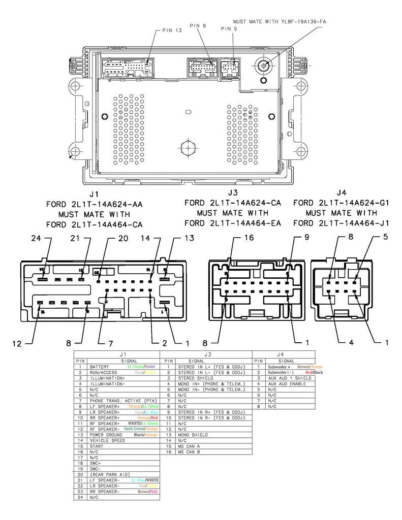 medium resolution of ford shaker 500 radio wiring diagram wiring library shaker 1000 subwoofer 2008 shaker 1000 wiring diagram