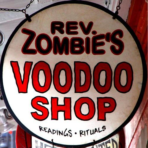 Rev Zombies Voodoo Shop