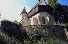 Lidéřovice (okres Jindřichův Hradec), kostel sv. Linharta