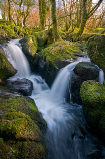 COLLY BROOK - WATERFALL