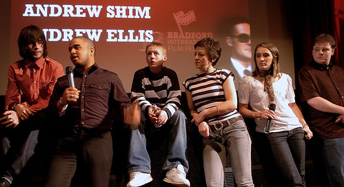 BIFF 2007 Final Day - 'This Is England' cast