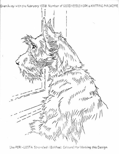 Flickr: The Vintage Scottie Dogs! Pool