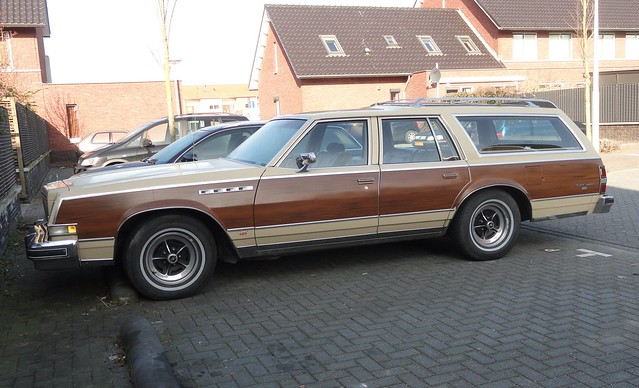 1979 Buick Limited Estate Wagon Flickr Photo Sharing