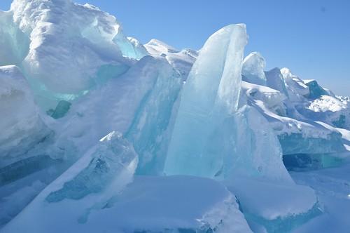 Winter 2011 - Lake Ice