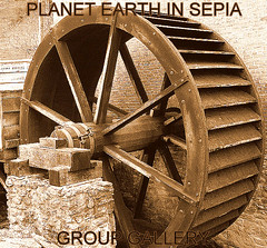 PLANET EARTH IN SEPIA group gallery. New Updates ck. them out.
