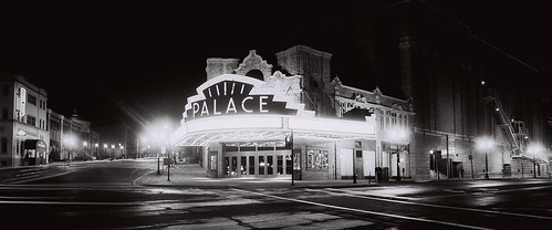 Midnight at the Palace Theater