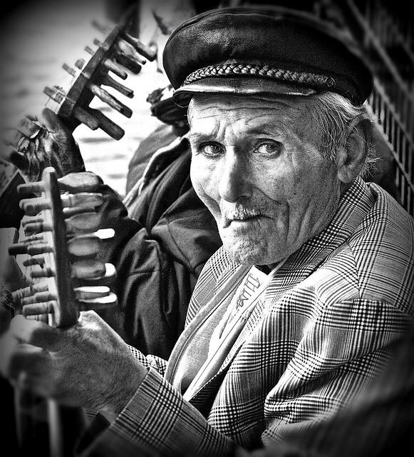Street Musicians por Capitano Dick