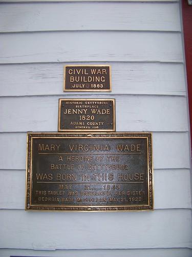 House plaques