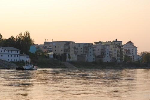 Elbe bei Magdeburg-Buckau
