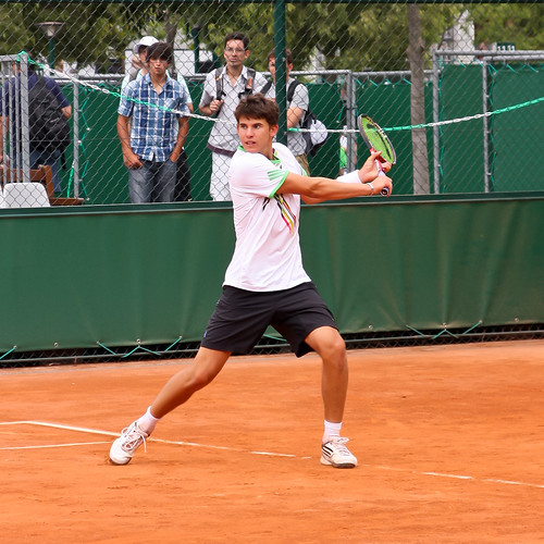 Roland Garros 2011 - Dominic Thiem