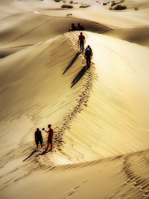 Sonora Desert, Death Valley