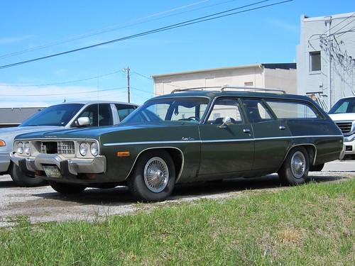 1973 Plymouth Satellite Custom