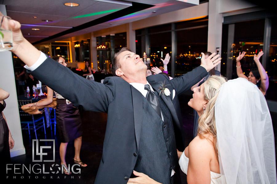 Jennifer & Mark's Midtown Atlanta Wedding | Ventanas Atlanta | Atlanta Wedding Photographer